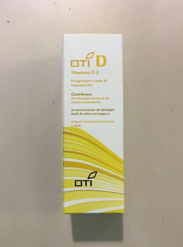 OTI D VITAMINA D3 50ML