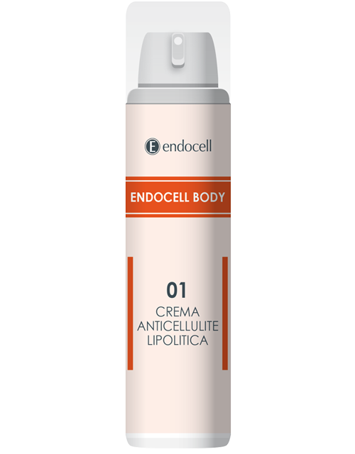 ENDOCELL BODY 01 CREMA ANTICELLULITE LIPOLITICA 200 ML