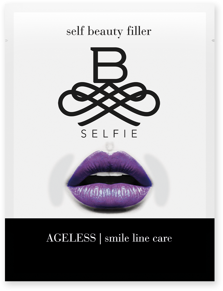B-SELFIE AGELESS SMILE LINE CARE
