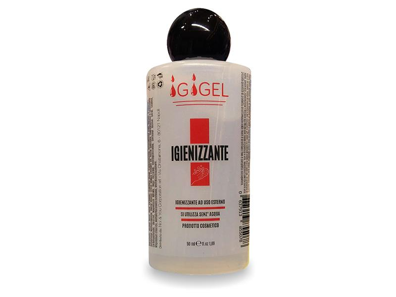 Gel disinfettante mani 50 ml